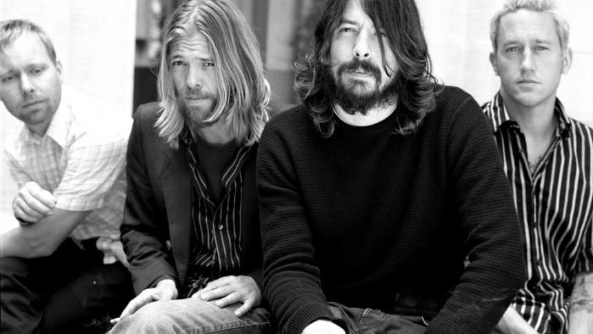 Foo Fighters på väg till Sverige