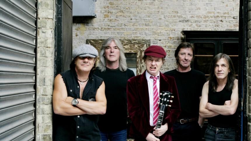 AC/DC släpper livealbum