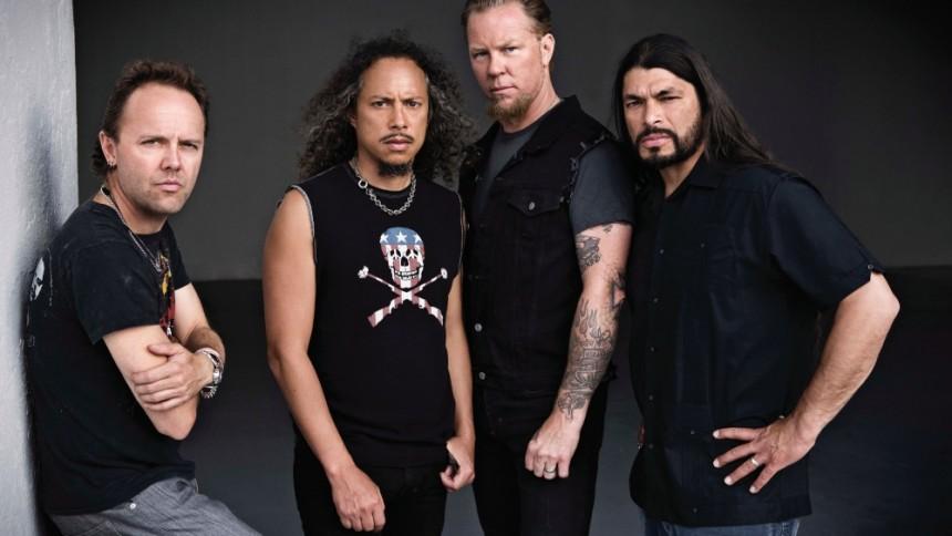 Metallica samarbetar med Lou Reed