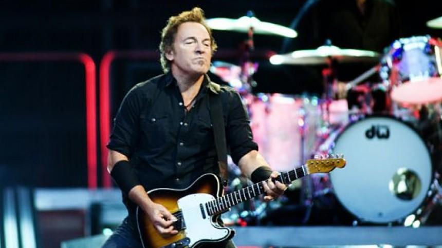 Springsteen gör Europa