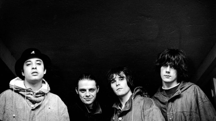 Stone Roses i fin form inför Hultsfred