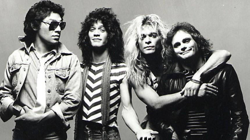 Van Halen har skrivit på skivkontrakt