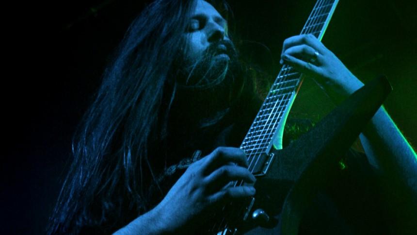 Polisen utreder gitarristens död som suspekt