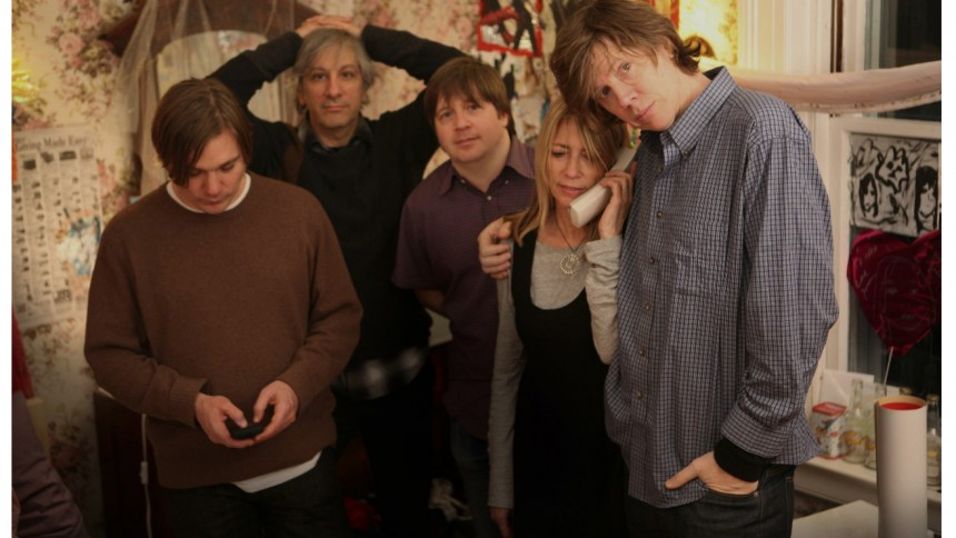 Sonic Youth släpper skiva