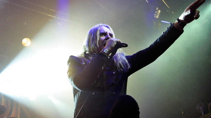 Saxon: Sweden Rock