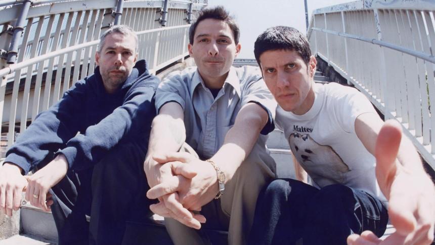 Ny Beastie Boys-film och skiva