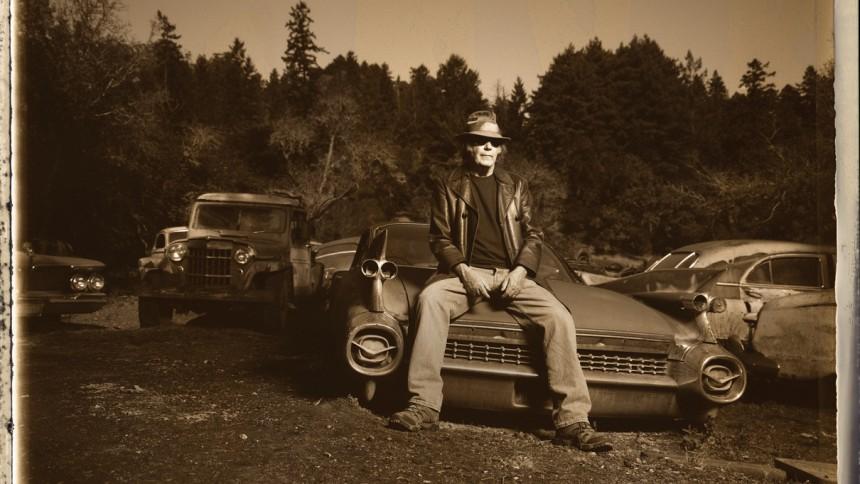 Neil Young och Crazy Horse är tillbaka