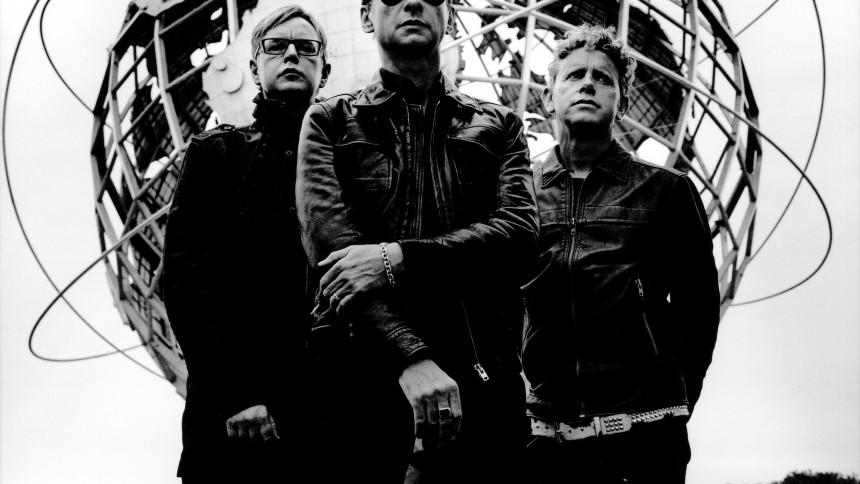 Depeche Mode släpper nytt album