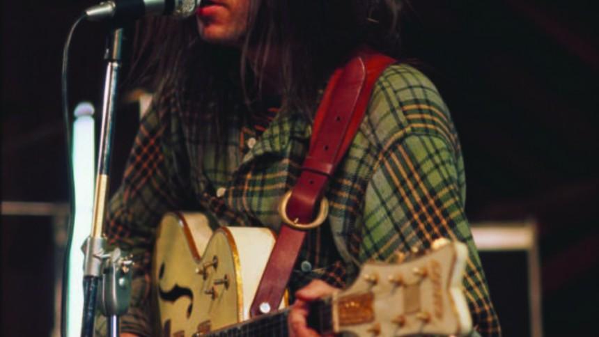 Neil Young släpper skattgömma