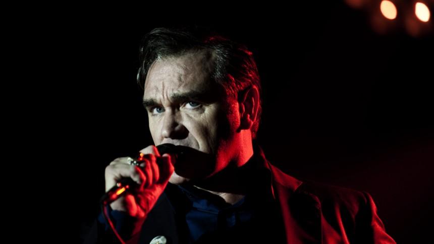 Morrissey klar med självbiografi