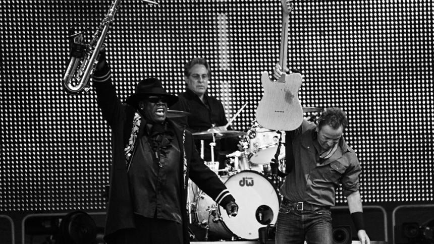 The E Street Band funderar på framtiden
