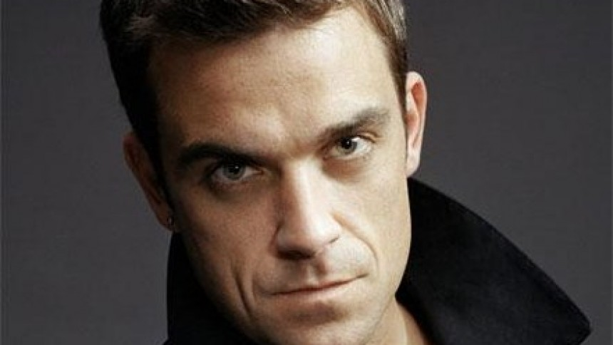 Robbie Williams nya till radio