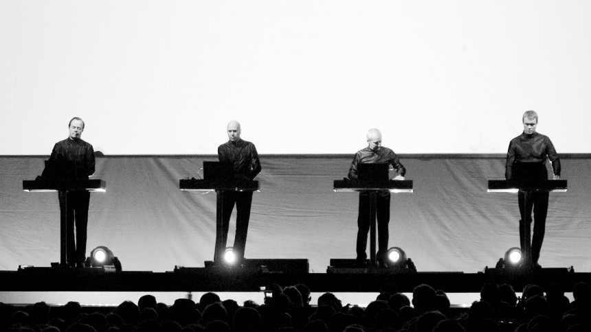 Kraftwerk: Flamingo, Way Out West