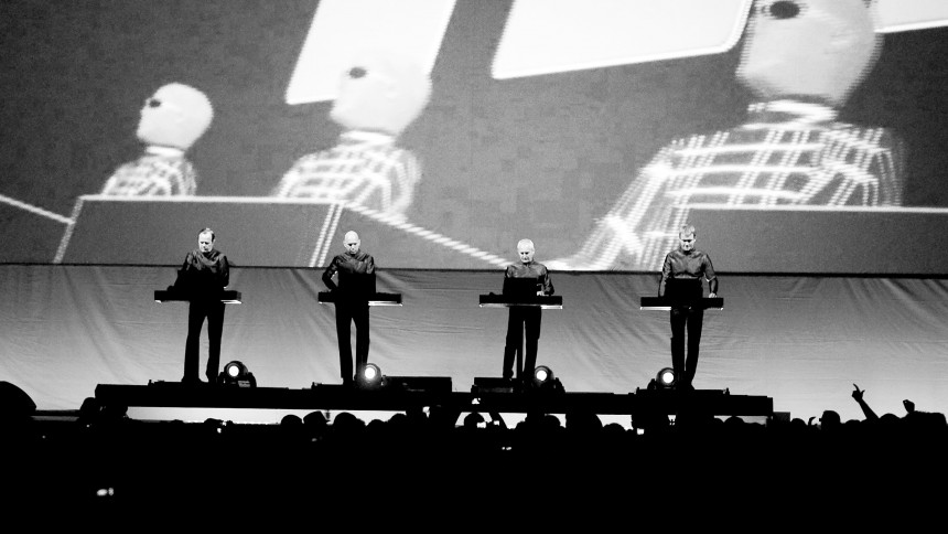 Kraftwerk till Way Out West