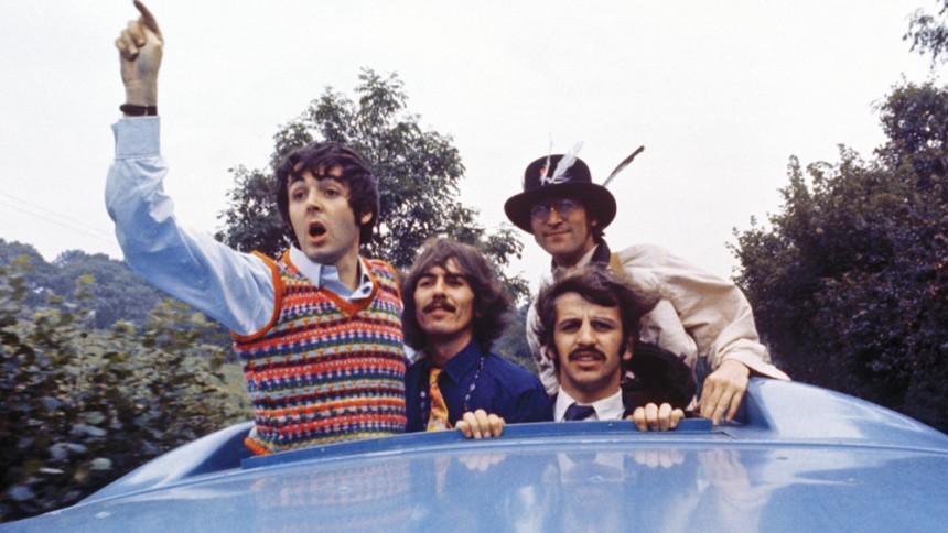 Beatles ungdomshem k-märks