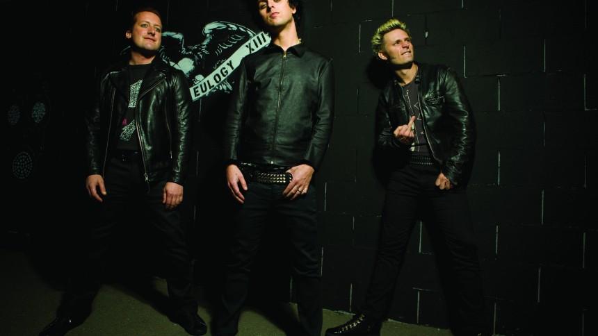 Green Day gånger tre