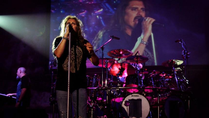 Dream Theater till Sverige