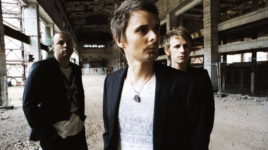 Muse till Sverige med nytt album
