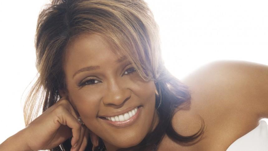 Whitney Houstons begravning sker i stillhet