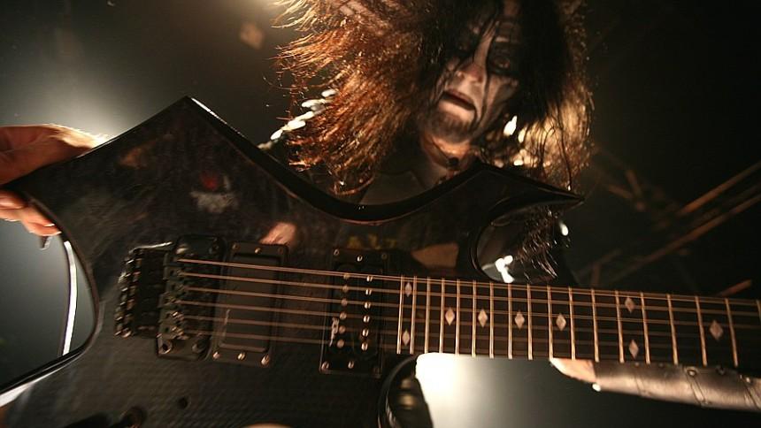 Dark Funeral till Sweden Rock