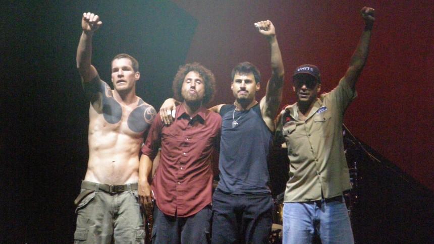 Rage Against The Machine-medlem öppnar för återförening