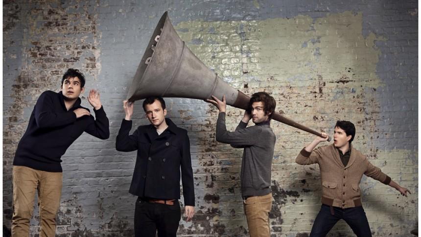 Lyssna på Vampire Weekends nya låtar här