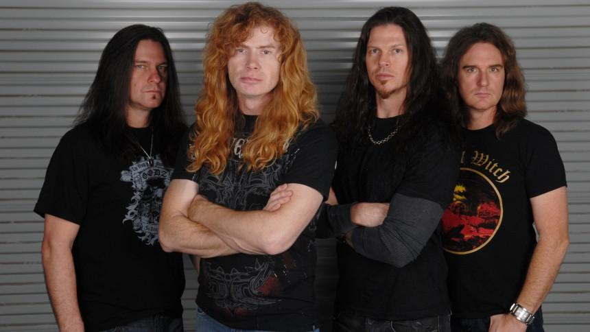 Megadeth och Slayer ställer in Sverigespelning