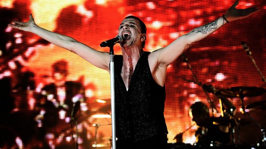 Depeche Mode igång med nytt album