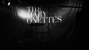 The Mary Onettes - Strand, Stockholm, 100305