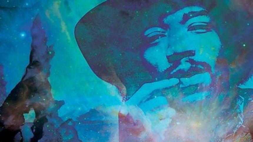 Nytt material från Jimi Hendrix