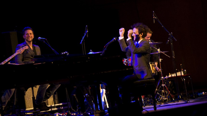 Salem Al Fakir och musiker ur Göteborgs symfoniker: Konserthuset, Göteborg