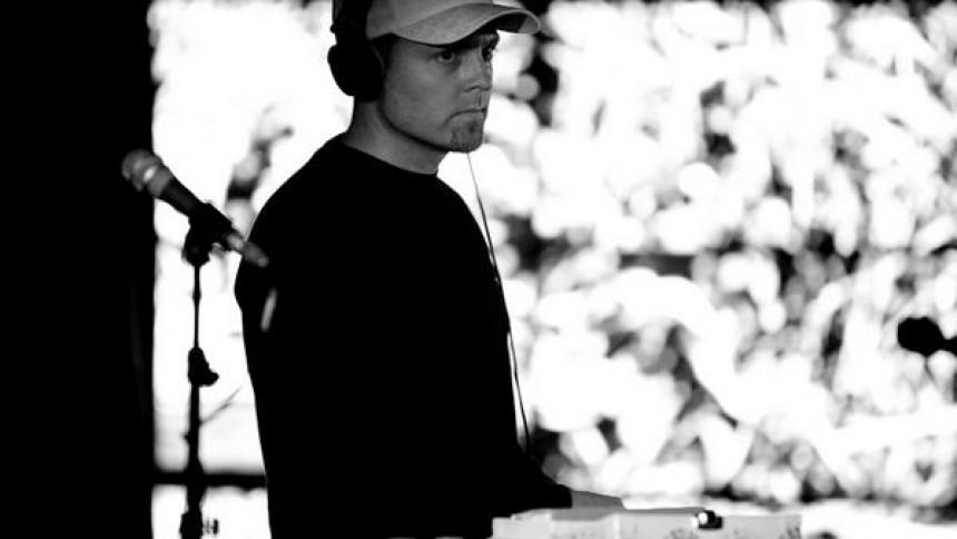 DJ Shadow intar Stockholm
