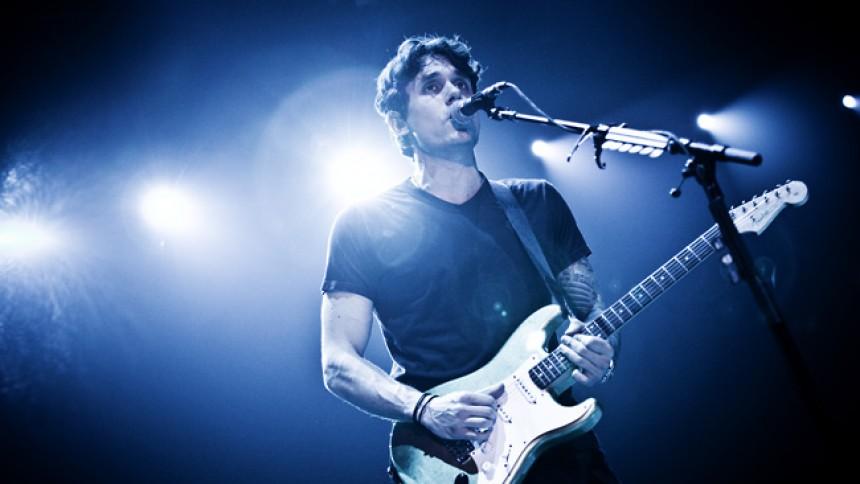 John Mayer är tillbaka