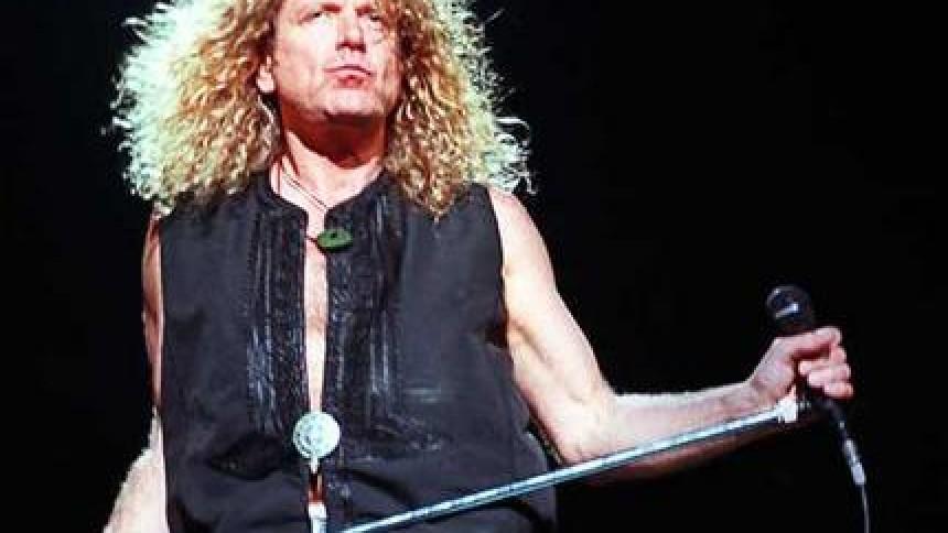 Robert Plant i nytt band
