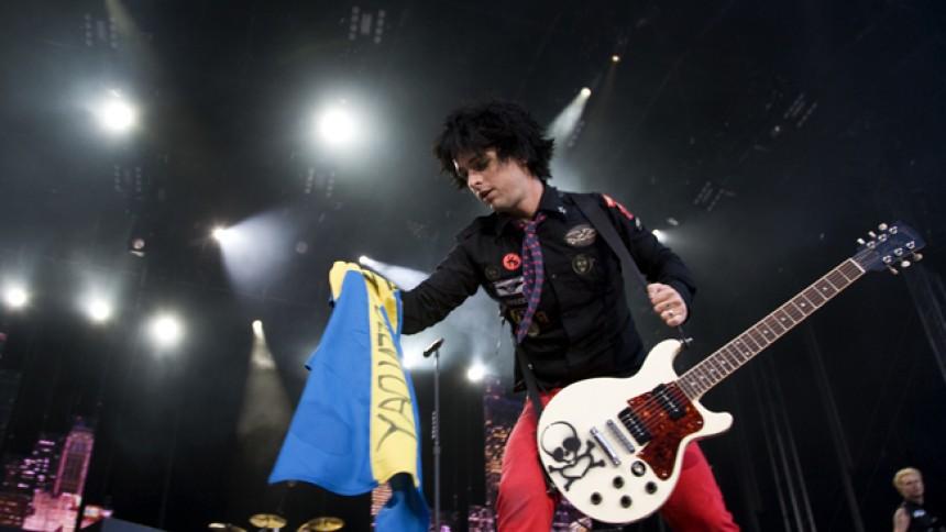 Green Day: Ullevi, Göteborg
