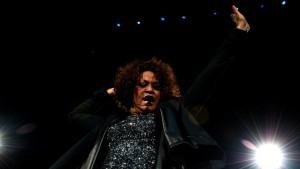 Whitney Houston - Globen, Stockholm, 100608
