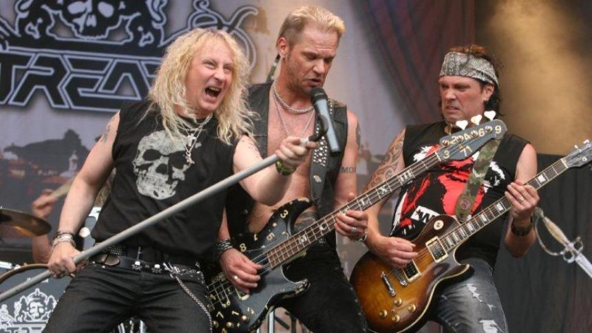 Tar farväl på Sweden Rock