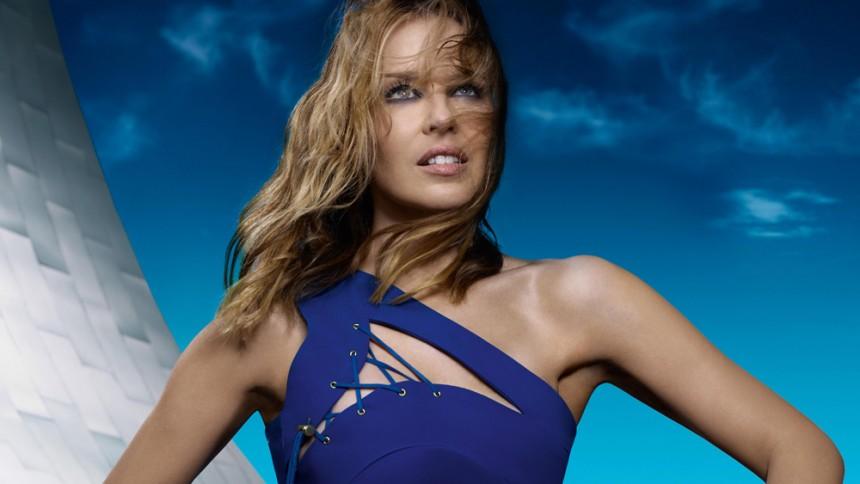 Kylie Minogue åter på vita duken