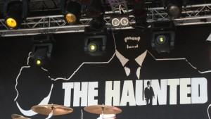 The Haunted, Getaway Gävle 100710