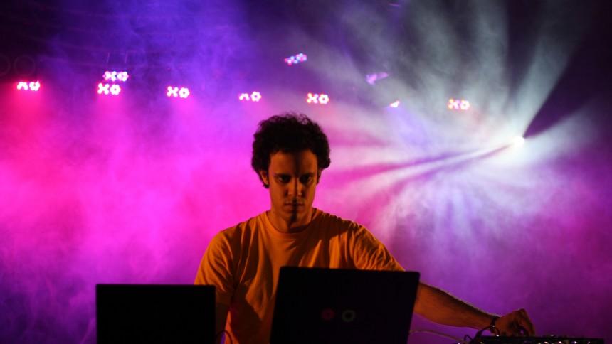 Four Tet: Andromeda, Arvikafestivalen