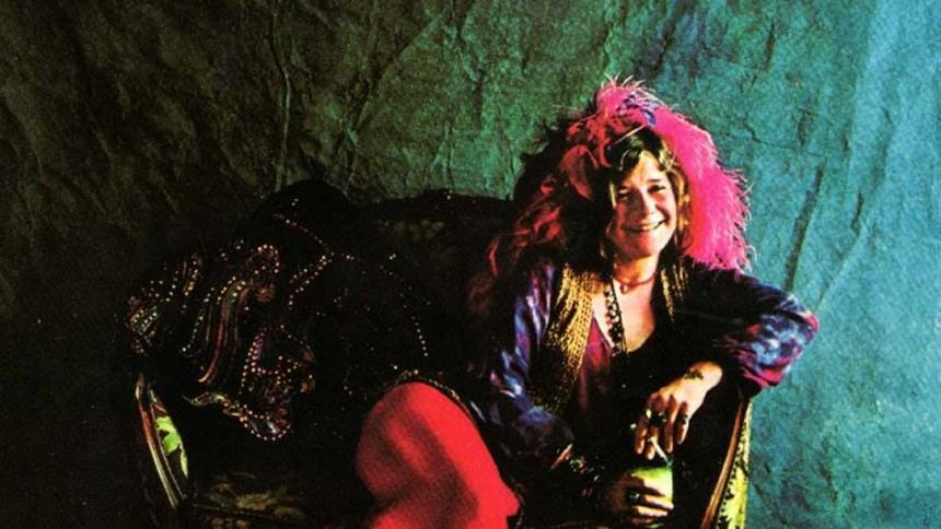 Janis Joplins liv blir film