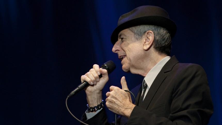 Ny låt från Leonard Cohen