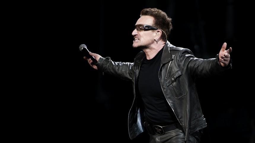 U2 slår Rolling Stones tre gånger om