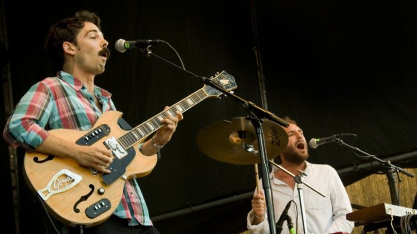 Local Natives: Flamingo, Way Out West