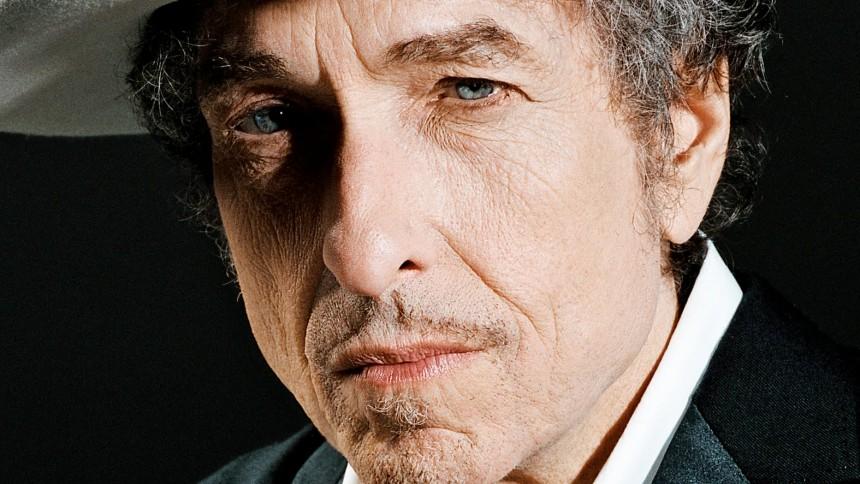 Lyssna på Bob Dylans kommande skiva