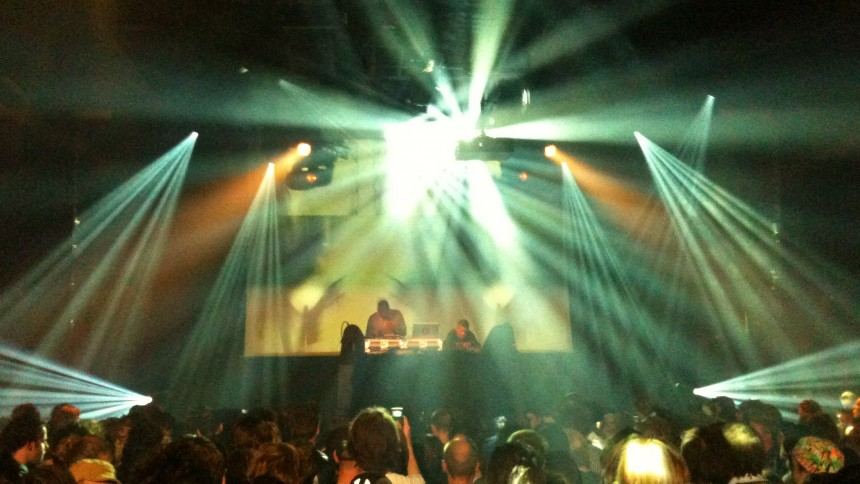 Flying Lotus: Melkweg, Amsterdam