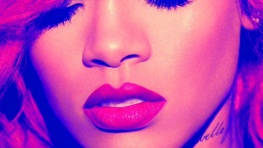 Räkna med Rihanna