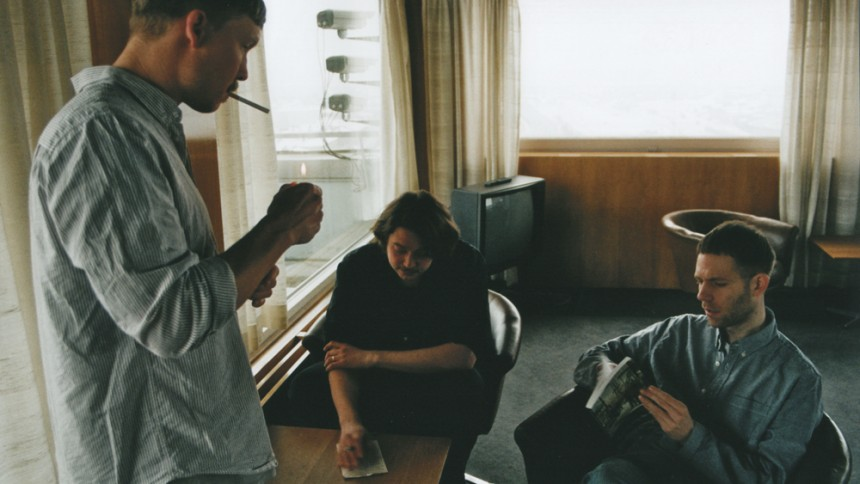 The Radio Dept. släpper nytt album