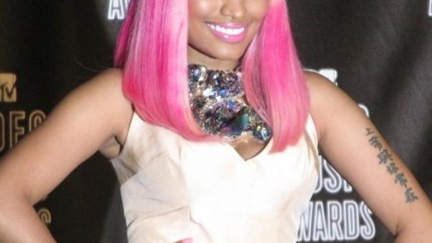 Nicki Minaj klar med uppföljare