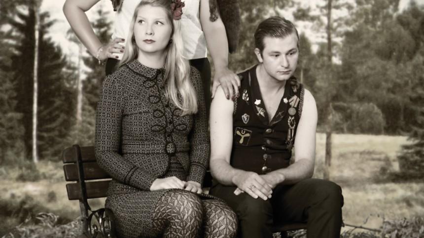 Hyllat svenskt indieband tillbaka